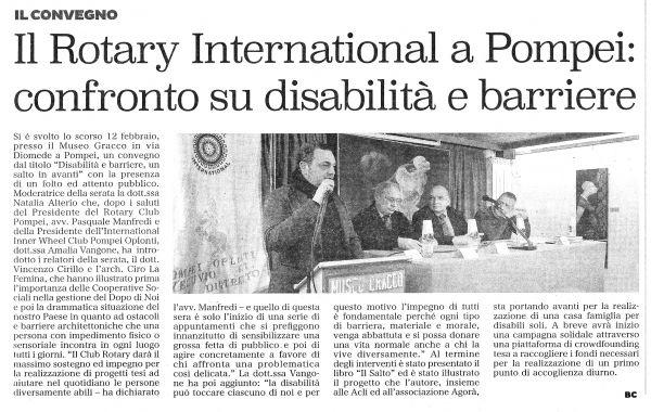 articolo su metropolis convegno disabilità 12.2.16