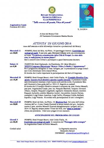 Copertina Pompei Sud GIUGNO 2014