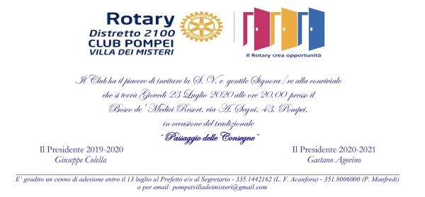 rc pompei v. misteri invito passaggio consegne 23lug2020